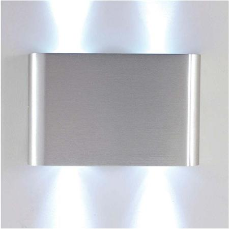 Aplique Bidireccional de Exterior Led Rectangular Grande