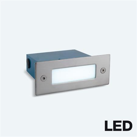 Embutido Fan Led