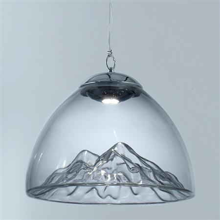 Colgante Peak Led