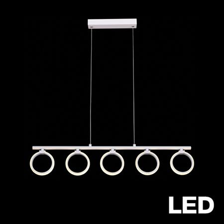 Colgante Ring Led